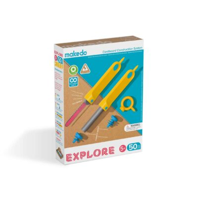explore set Makedo, explore set 5+, Makedo.shop